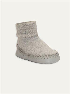 Erkek Bebek Ev Çorabı - LC WAIKIKI