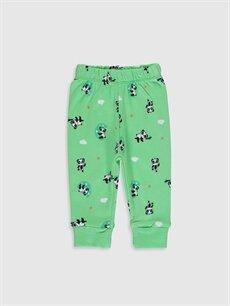 Erkek Bebek Erkek Bebek Pijama Alt 2'li