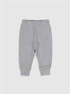 Erkek Bebek Pijama Alt 2'li