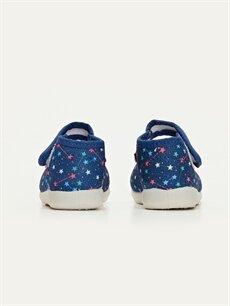 Kız Bebek Fiyonk Detaylı Babet Ayakkabı