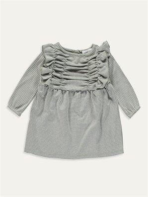 Kız Bebek Ekose Elbise - LC WAIKIKI