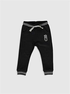 Kahverengi Erkek Bebek Jogger Pantolon 9WT223Z1 LC Waikiki