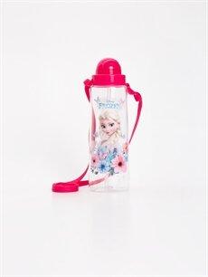 Pembe Kız Çocuk Frozen Lisanslı Suluk 9W4241Z4 LC Waikiki