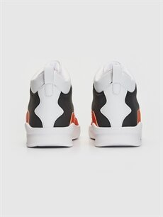 Erkek Günlük Bilekli Sneaker