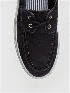 LC Waikiki Siyah Erkek Klasik Ayakkabı