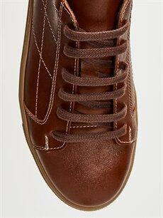 LC Waikiki Kahverengi Erkek Klasik konfor Ayakkabı