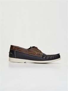 Lacivert Erkek Loafer Ayakkabı 0SN946Z8 LC Waikiki