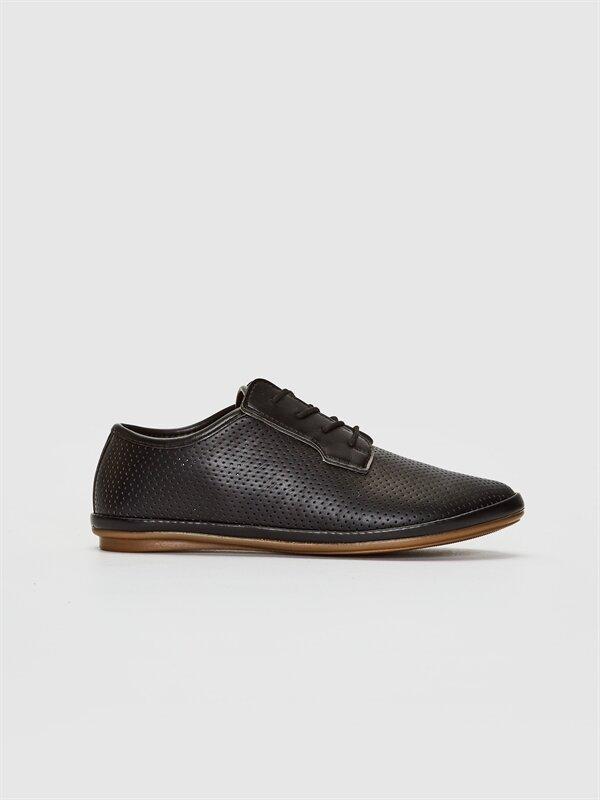 Kadın Bağcıklı Klasik Ayakkabı - LC WAIKIKI