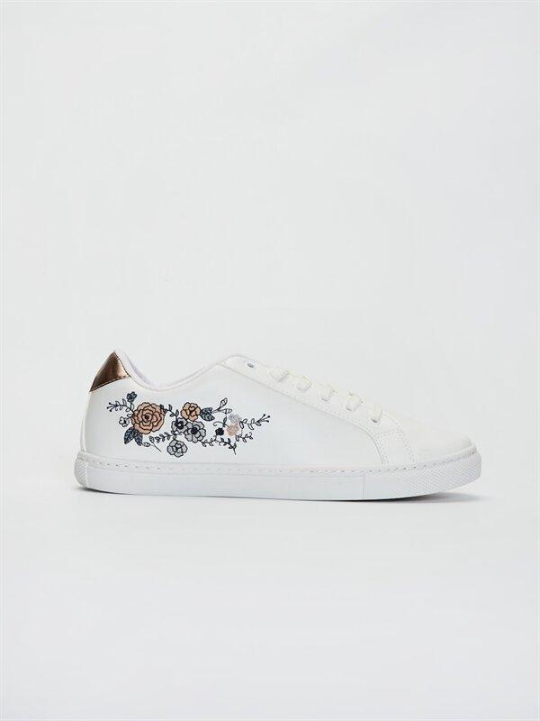 Kadın Nakış Detaylı Günlük Ayakkabı - LC WAIKIKI