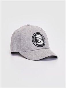 Gri Erkek Çocuk Şapka 0S0940Z4 LC Waikiki