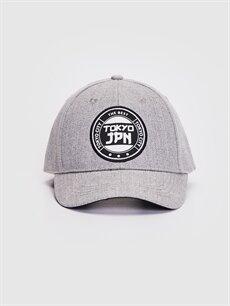 %12 Pamuk %88 Polyester  Erkek Çocuk Şapka