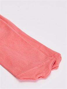 %92 Poliamid %8 Elastan  Kız Çocuk Külotlu Çorap