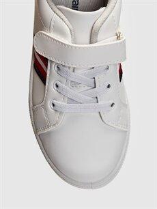LC Waikiki Beyaz Erkek Çocuk Günlük Spor Ayakkabı