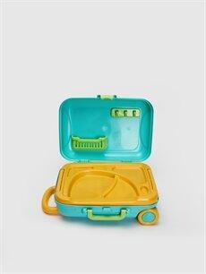 Plastik  Valizli Oyuncak Doktor Seti