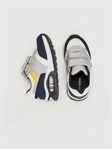 %0 Diğer malzeme (pvc) %0 Tekstil malzemeleri (%100 poliester)  Erkek Çocuk Air Taban Günlük Spor Ayakkabı