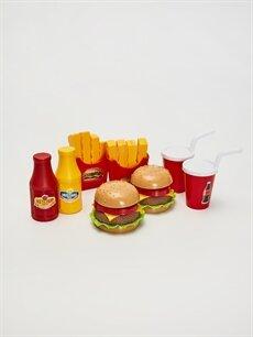 Kız Çocuk Hamburger Seti