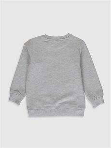 %99 Pamuk %1 Viskoz  Sweatshirt