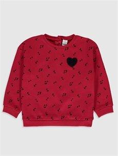 Kız Bebek Kız Bebek Sweatshirt ve Pantolon Takım