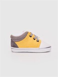 Sarı Erkek Bebek Yürüme Öncesi Ayakkabı 0SL385Z1 LC Waikiki