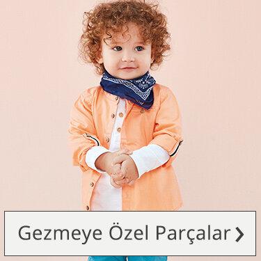 erkek bebek sevimli kıyafetler