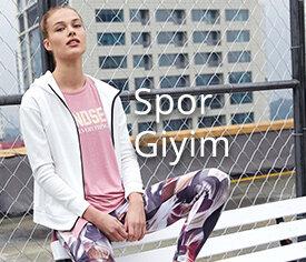 kadın spor kıyafetleri